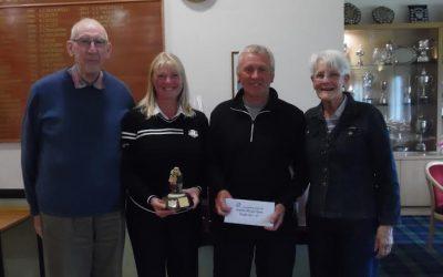Senior Open Mixed Winners 2016