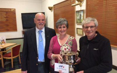Auld Alliance Trophy 2017
