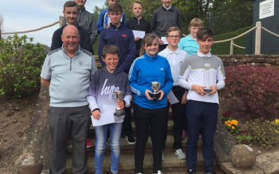 Juniors perform at Dumfries and County