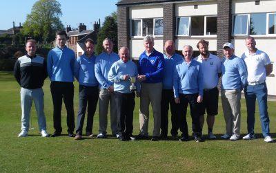 Dumfriesshire League Champions