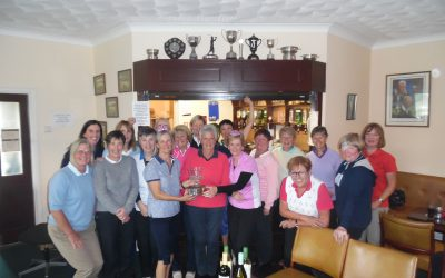 Kathleen's Trophy and Ladies Away Day