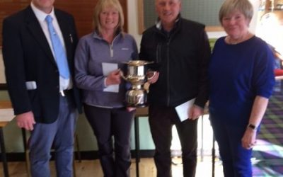 The Auld Alliance Mixed Foursomes