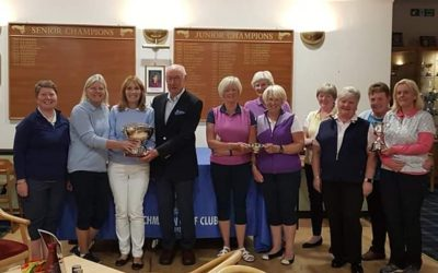 Aileen Anne – Ladies 2 Person Texas Scramble